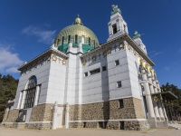 Otto Wagner Church, Vienna