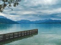 Attersee Lake, Austria