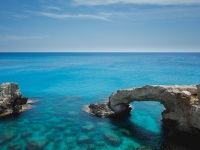 Rock Bridge, Cyprus