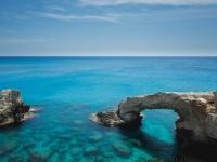 Rock Bridge, Cyprus