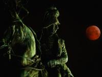 Lunar Eclipse, Vienna